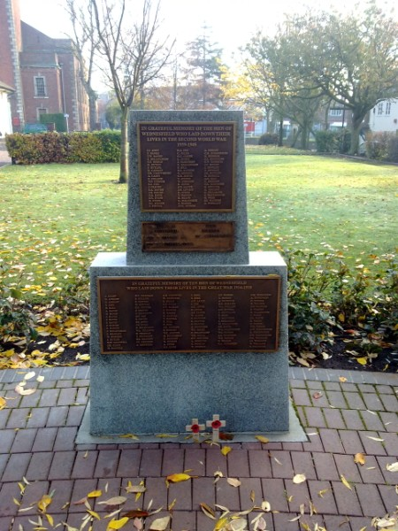 Wednesfield War Memorial